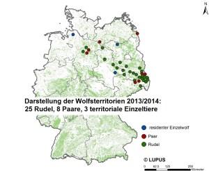 Kaartje: http://www.wolfsregion-lausitz.de/