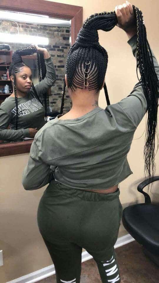 24 Fabulous Fulani Braid Looks Youll Want Now