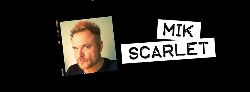 Mik Scarlet! Will be hosting our WILD Day in on Saturday 11th July. You don't want to miss it!