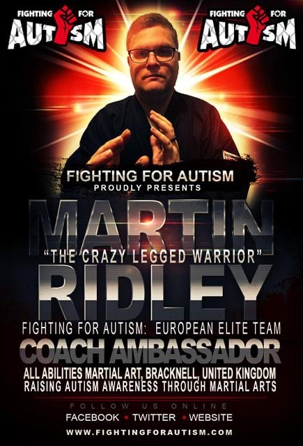 Join Martin Ridley & All Abilities Martial Arts on 11th July!