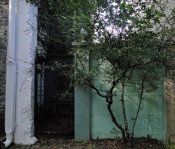 haint blue walls