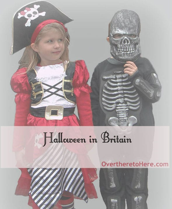 halloween in britain