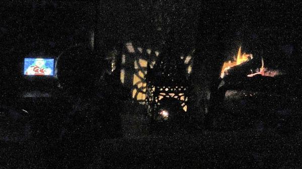 fire candles dvd