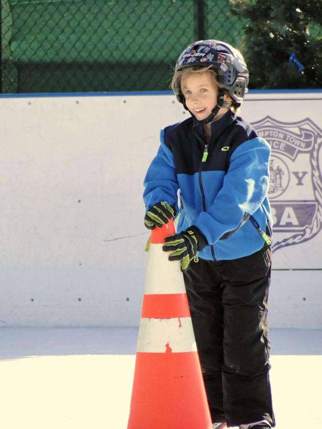 kids ice skating hamptons ny