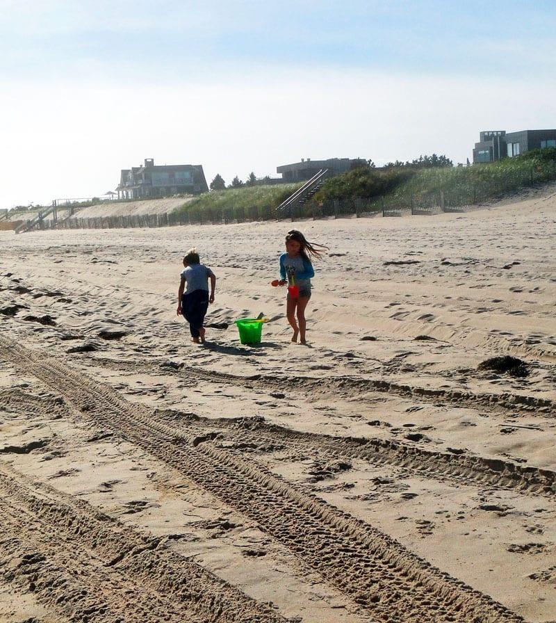 Ocean Beach Bridgehampton September