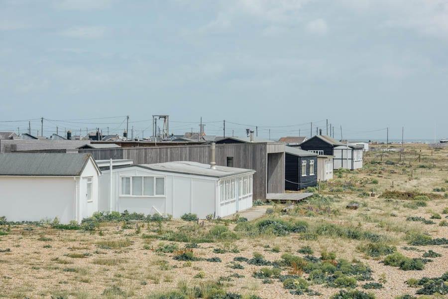 Dungeness beach houses