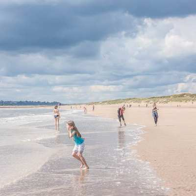 Camber Sands – one of the best UK beaches