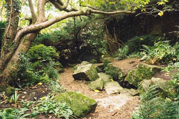 Groombridge Place Secret Garden