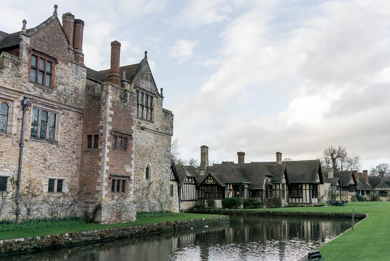 Hever Castle plus Astor wing