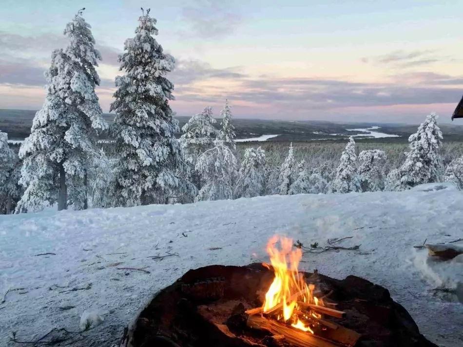 Finnish Wilderness Tour