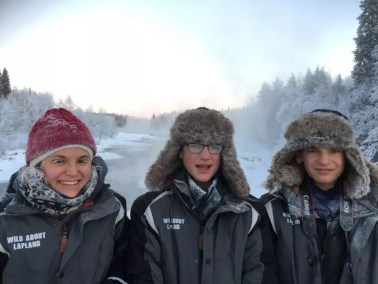A cold days tour