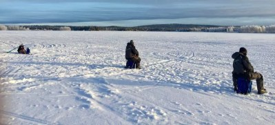 Ice Fishing Tour