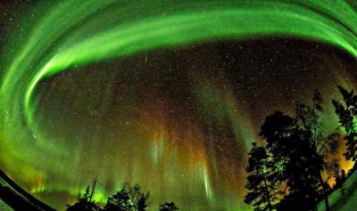 The Aurora is back!