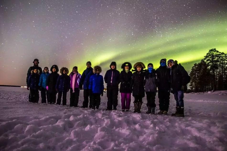 Northern Lights Wilderness Tour