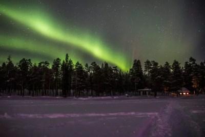 Arctic nights