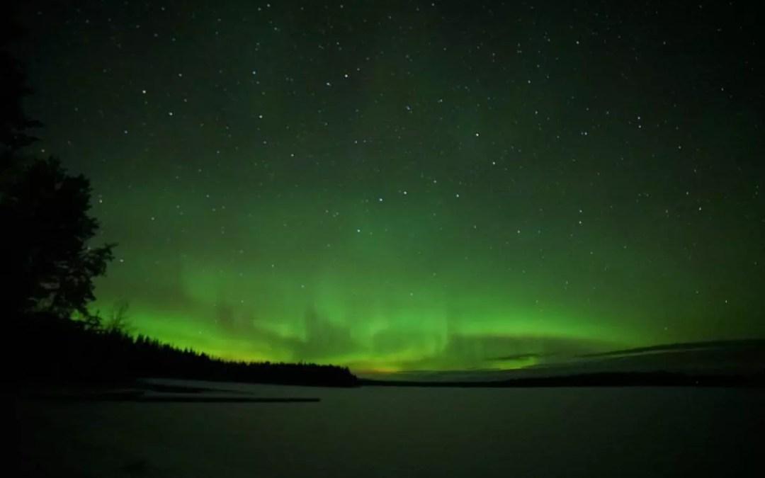 Northern Lights Tours : 31 October 2019
