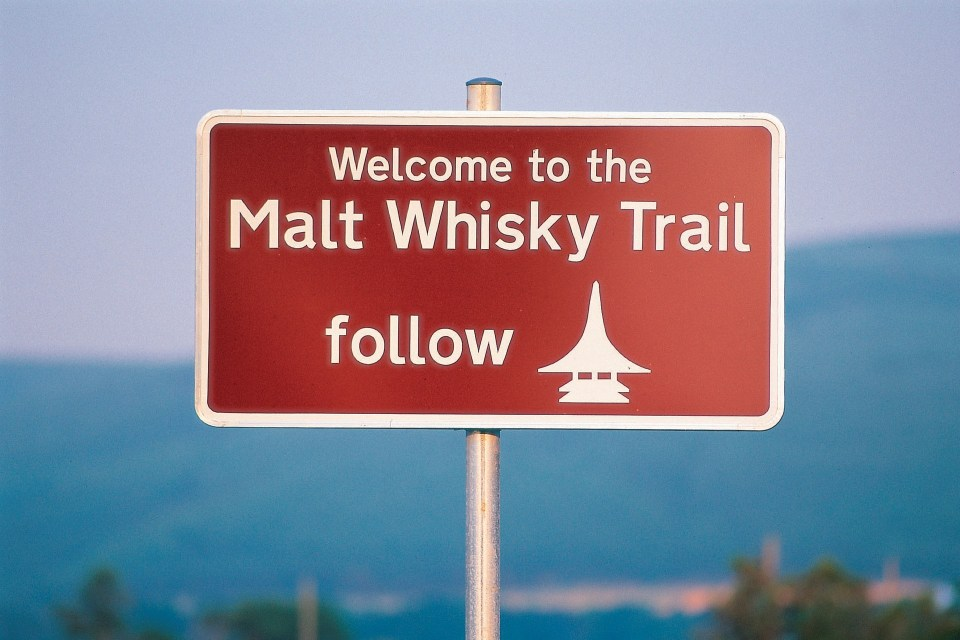 Whisky Wildlife Walking