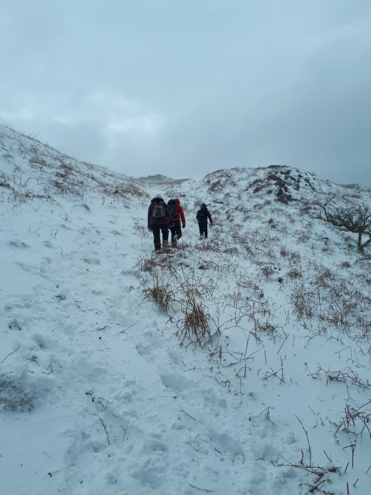 Winter Navigation in the Cairngorms