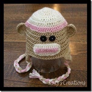 00152 - Sock Monkey