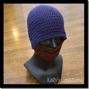 00185 - Bearded Hat