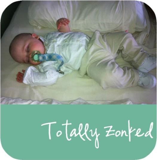 totally zonked
