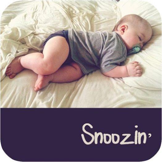 snoozin
