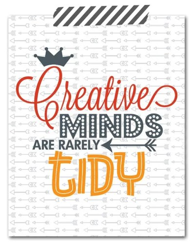 Regarding Creativity | Free Printable