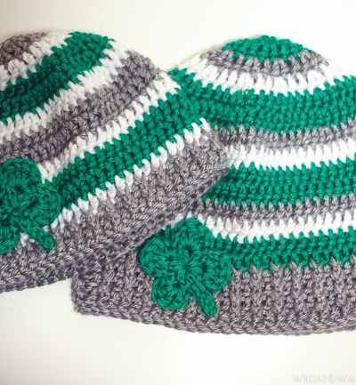 Luck of the Irish | Free Crochet Hat Pattern