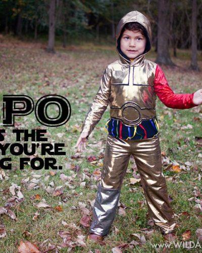 C-3PO + Top Stitchers