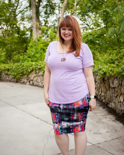 Pirate Pencil Skirt by Patterns for Pirates