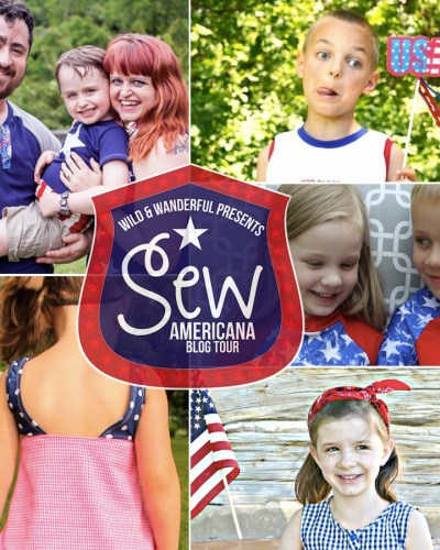 Sew Americana Blog Tour | Day 1