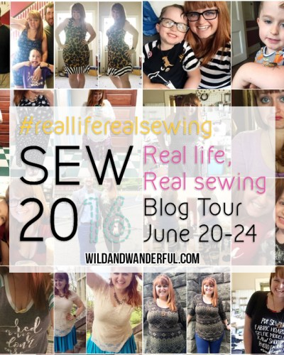 Real Life, Real Sewing Tour