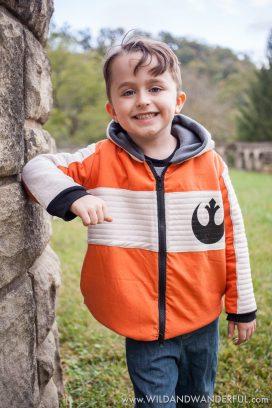 Rebel Pilot Winter Jacket 2017