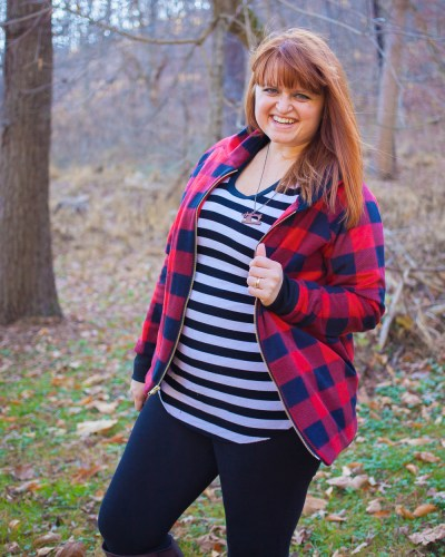 Going Lumberjack :: Relaxed Raglan Hack
