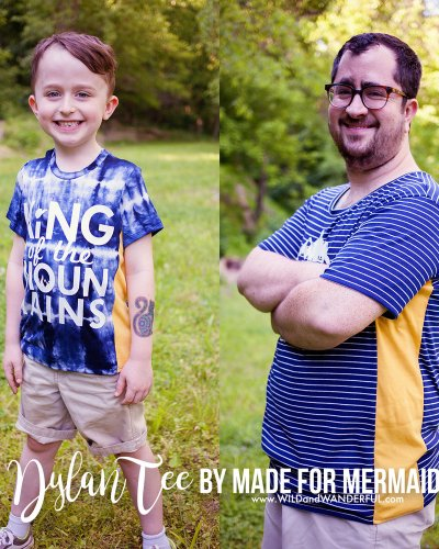 Dylan Tee by Made for Mermaids