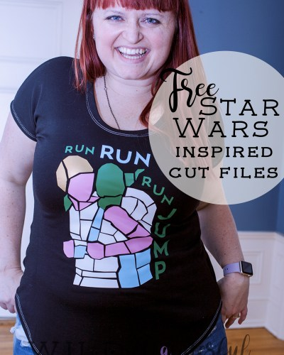 Run Run Run Jump :: Star Wars Day 2018