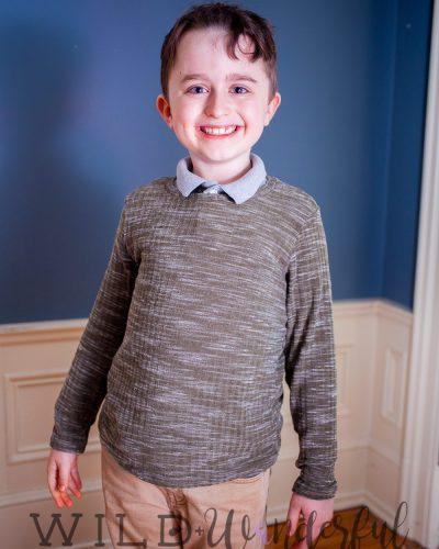 A Sweater for Lou | Boho Fabrics