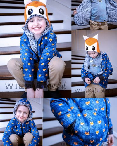 Little Fox Winter Jacket