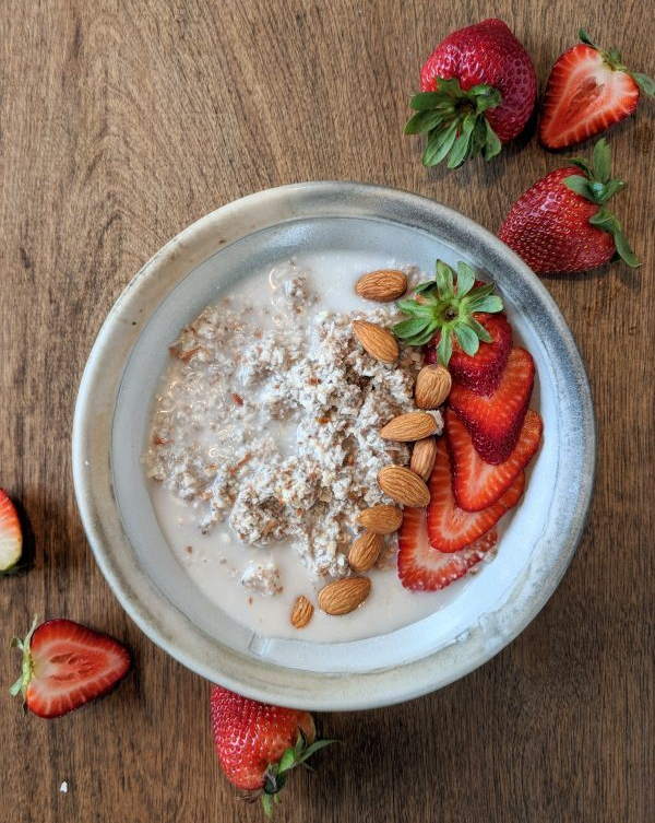 grain-free hot breakfast