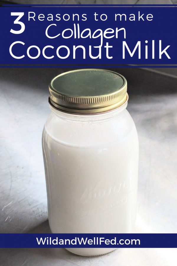Collagen Coconut for Pinterest