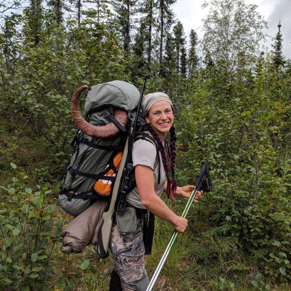 Delta Alaska Dall Sheep Hunt
