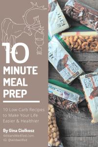10 Minute Meal Prep