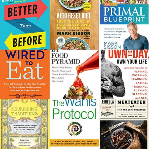 Great diet and lifestyle books to read