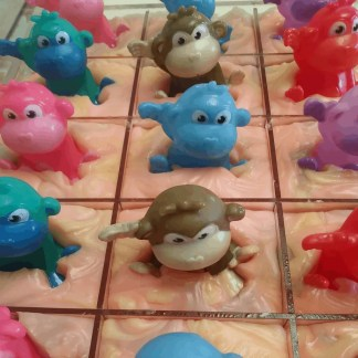 Monkey Toots 4-in-1 Soap