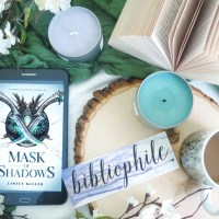 BOOK REVIEW:  MASK OF SHADOWS (UNTITLED #1) BY LINSEY MILLER