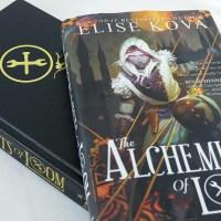 REVIEW: The Alchemists of Loom (Loom Saga #1) by Elise Kova