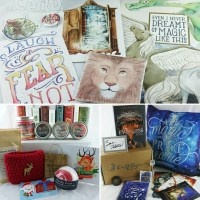 DECEMBER SUBSCRIPTION BOXES:  Nerdy Post, Pink Cloud Candles, and Shelflove Crate