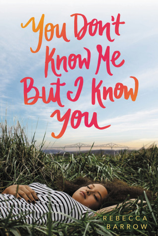You Don't Know Me But I Know You cover