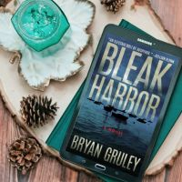 BOOK REVIEW:  Bleak Harbor (Bleak Harbor #1) by Bryan Gruley