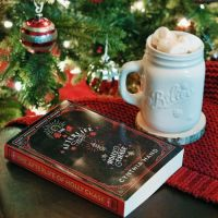 BLOG TOUR + GIVEAWAY:  The 12 Days of Holly Chase [Top 10 Tuesday with Cynthia Hand + Review]